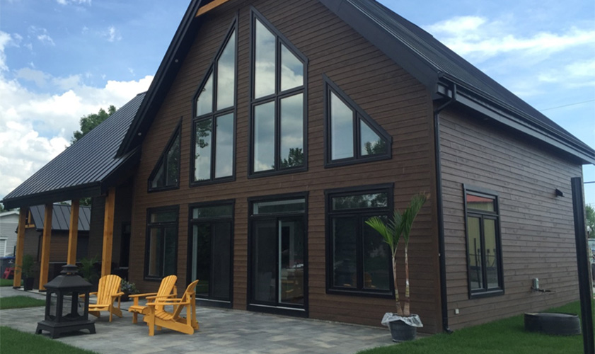 St Laurent Engineered Wood Siding Products St Laurent